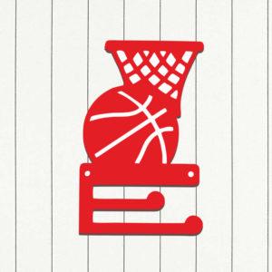Медальница баскетбол маленькая