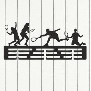 Медальница тенис