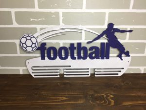 футбольная медальница